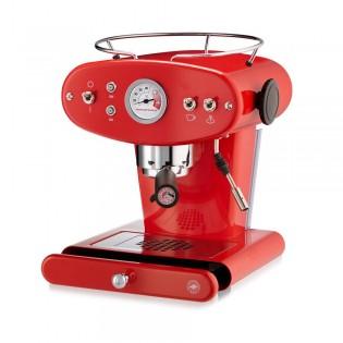 X1 Trio roja - Máquina café monodosis E.S.E