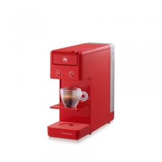 Y3.3 Espresso and Coffee roja - Máquina de café Iperespresso